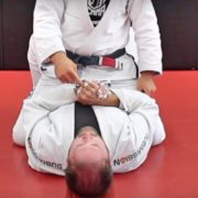 BJJ armbar vs tight hands