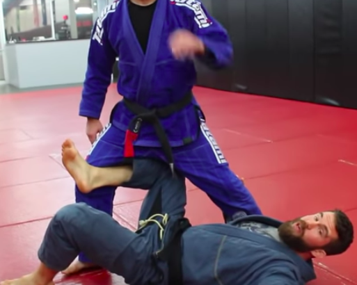 New to X Guard in BJJ? ( Start with this Fundamental Sweep