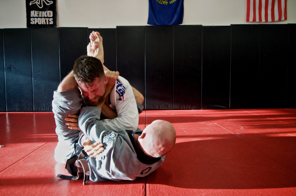 Frustrated Higher Belts Are Upset with This Tough BJJ Blue Belt