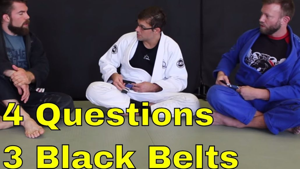 What Are the Blue Bars on Their BJJ Black Belts? (Black Belt